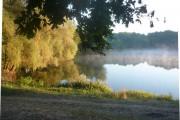 Заколдованное озеро в украине