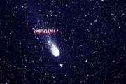Комета Еленина оставляет кислотный след
