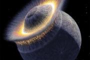 Смоделировано образование кольца у Плутона