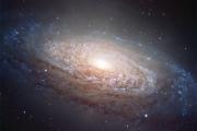 Опубликован новый снимок близлежащей галактики в созвездии Льва