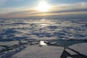 Аномальные зоны Антарктики