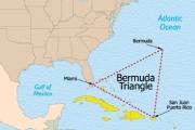 12 теорий возникновения Бермудского треугольника