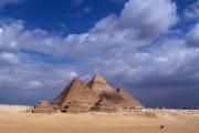 Раскрыта тайна пирамид Гизы
