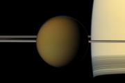 Космический зонд «Кассини» прислал новые фотографии