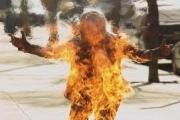 Самовозгорание человека