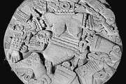 Храм ацтеков в Теночтитлане