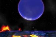 Суперземля пляшет вокруг гиганта