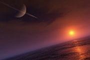 Океан на Титане больше земного?
