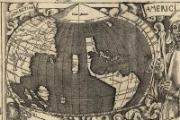 Найдена первая карта Америки