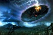 Британские секретные материалы: НЛО летает на Землю, чтобы отдохнуть