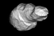К нам летит гигантский неуклюжий астероид