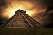 Послания майя, переданные через «небесных пилигримов», людям Севера