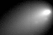 Астрономы увидели распад кометы Хердженротера