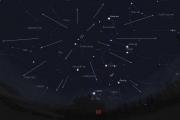 На следующей неделе в небе огромный звездопад - 120 метеоров в час