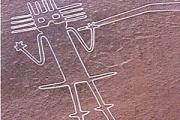 Линии Наска - ритуальные знаки?
