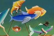 Генетики вырастили рыбе ноги вместо плавников