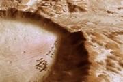 На Марсе обнаружен горнолыжный курорт