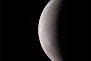 Меркурий в прошлом мог стать объектом столкновения с астероидом