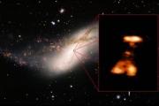 Одна из соседних галактик была поглощена сверхмассивной центральной черной дырой. На очереди Млечный путь?
