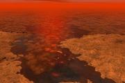 На Титане может быть морской лёд