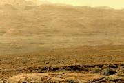 Марсоход Curiosity готовится начать бурение Марса