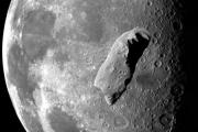 НАСА планирует загнать астероид на окололунную орбиту