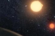 Звездные системы с двумя звездами представляют большой риск для планет