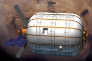 НАСА отправит на орбиту надувной космический корабль