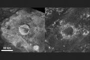 «Кассини» обнаружил исчезновение кратеров на Титане