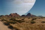 Луна и Юпитер спешат на свидание