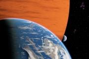 Часто ли экзолуны имеют размеры Земли?