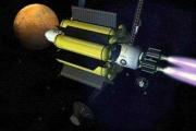 НАСА разрабатывает тепловой ядерный ракетный двигатель