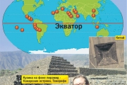 Землю опоясывают сотни пирамид. Зачем?