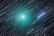 К нам приближается зеленая комета Lemmon, она прибудет вслед за кометой Pan-STARRS