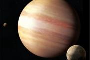 Горячий Юпитер «бросил тень» на свою звезду