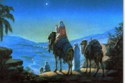 Волхвы и Вифлиеемская звезда