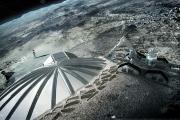Так, скорее всего, будет выглядеть первая лунная база