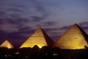 МАЯКИ ДЛЯ ВСЕЛЕННОЙ — ПИРАМИДЫ ЕГИПТА