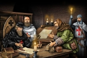 Загадка золота тамплиеров
